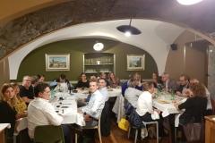 AFNI e MF Triveneto a Catania: eccellente compagnia e buon vino. Prosit